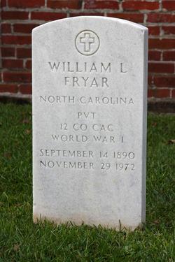 William Louis Fryar