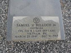 Samuel Viel Bulloch, Jr