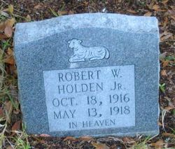 Robert Wesley Holden, Jr