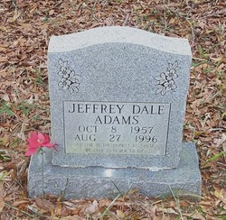 Jeffrey Dale Adams