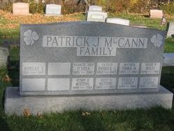 Clare C <I>McCann</I> O'Shea