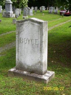 Annie E. <I>Goodale</I> Boyce