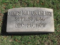 James Milton Cherry