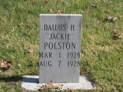"Dailus H ""Jackie"" Polston"