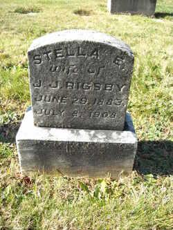 Stella Ethel <I>Davis</I> Rigsby