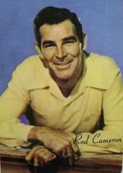 Rod Cameron