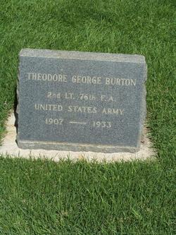 Theodore George Burton