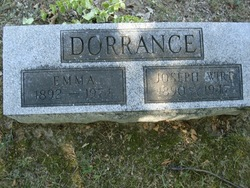 Emma <I>Charles</I> Dorrance