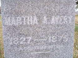 Martha Ann <I>Chamberlin</I> Avery