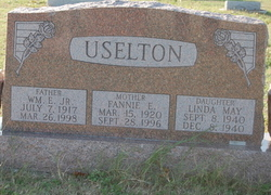 William Ethridge Uselton, Jr