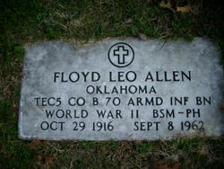 Floyd Leo Allen