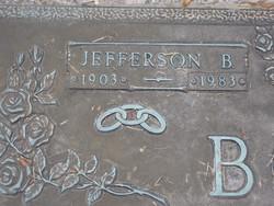 Jefferson B Bond