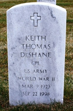 Keith Thomas Deshane