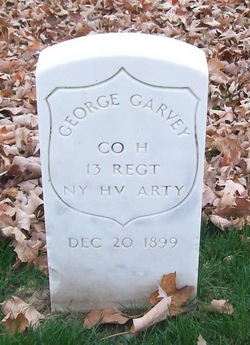 George Garvey