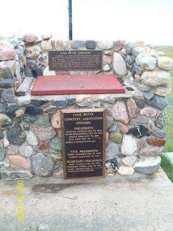 Lone Butte Cemetery
