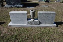 Ida May <I>Lewis</I> Holton