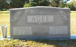 Alonzo Ezell Agee