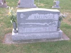 Mary Elizabeth <I>Chenault</I> Ballinger