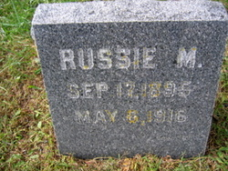 Russie May <I>McElwee</I> Boyd