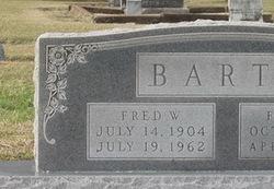 "Fred William ""Fritz"" Bartz"