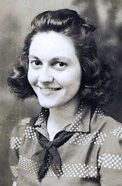 Virginia Lucille <I>Lee</I> Jones