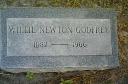 Willie Ora <I>Newton</I> Godfrey