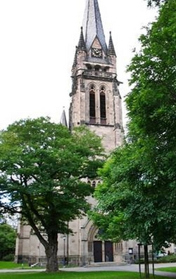 Christuskirche in Detmold
