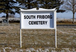 South Friborg Cemetery
