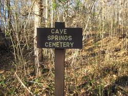 Cave Springs Cemetery