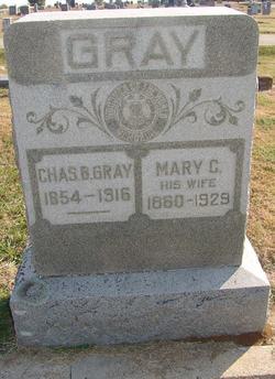 Mary Celestia <I>Bonds</I> Gray