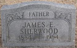 """James Edward """"Ed"""" Sherwood, Sr"""