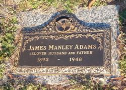 James Manley Adams