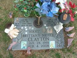 Brittany Nicole Clayton