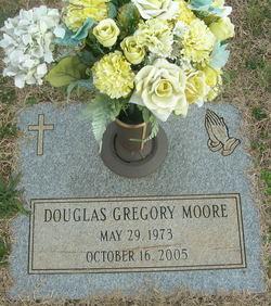 Douglas Gregory Moore