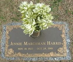 Jennie Marchman Harris