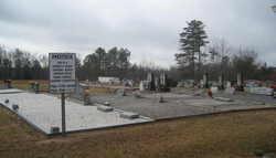 Glade Creek Baptist Church Cemetery