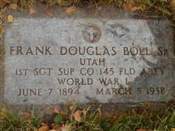 Frank Douglas Boll, Sr