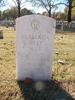 Herbert A. West