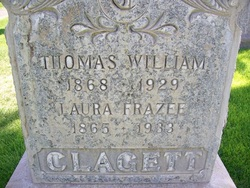 Thomas William Clagett
