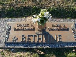 Hazel S <I>Weekley</I> Bethune