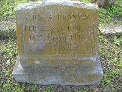 Alice A Branyon