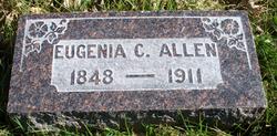 Mary Eugenia <I>Carlin</I> Allen