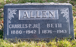 Charles P Allen, Jr