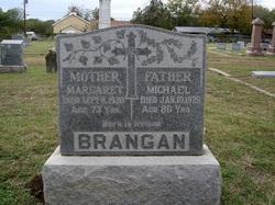 Margaret Maggie <I>Kennedy</I> Brangan
