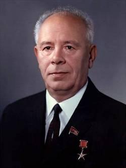 Nikolai Viktorovich Podgorny