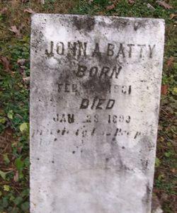 John A Batty