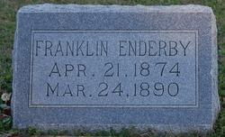 "Franklin ""Frank"" Enderby"