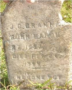 J C Brannon