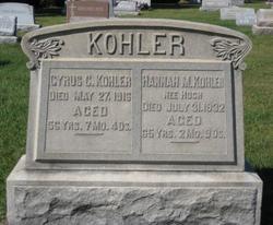Cyrus Charles Kohler