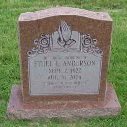 Ethel L. Anderson